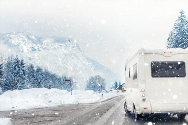 Caravan or campervan turning from road with beautiful mountain alpine picture id1184623545?b=1&k=6&m=1184623545&s=612x612&w=0&h=churpq umooxjrnmrcpeyfal5ibowqggjwm btjsqem=