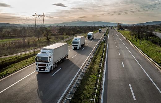 transportation truck stock photos