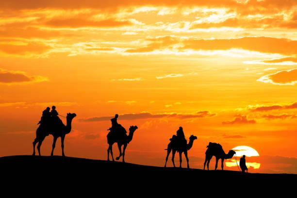 Caravan walking with camel through thar desert in india show and picture id1044275916?b=1&k=6&m=1044275916&s=612x612&w=0&h=7le9zqjjwbel gszczlwm7kfloinhdn7hp4dc wwyji=