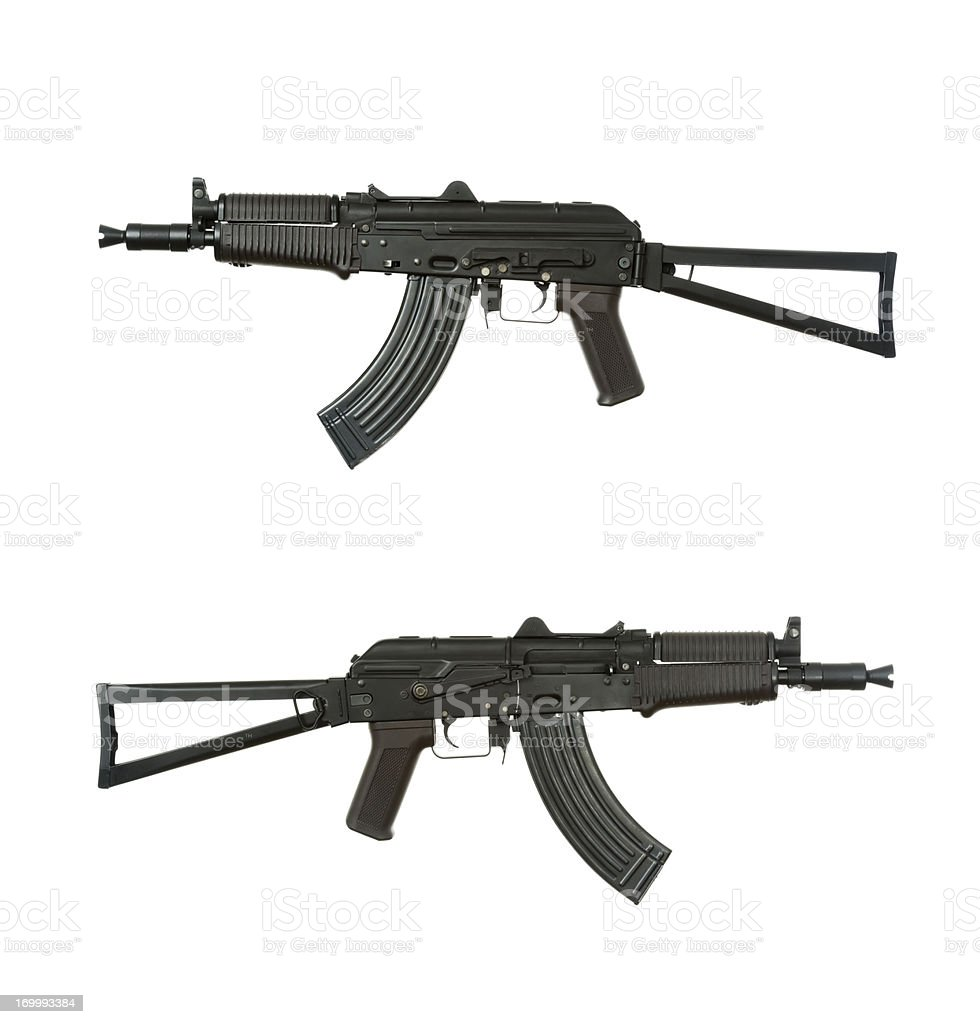 RK12 carbine stock photo