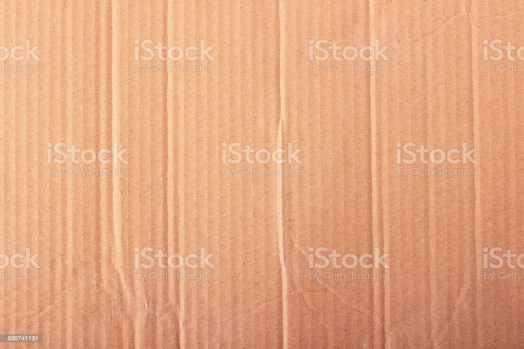 Carboard texture stock photo