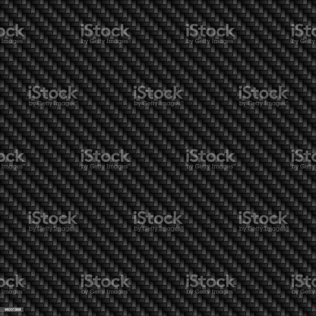 Carbon Fiber Background royalty-free stock photo