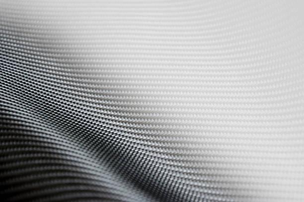 Materiale composito sfondo in fibra di carbonio - foto stock