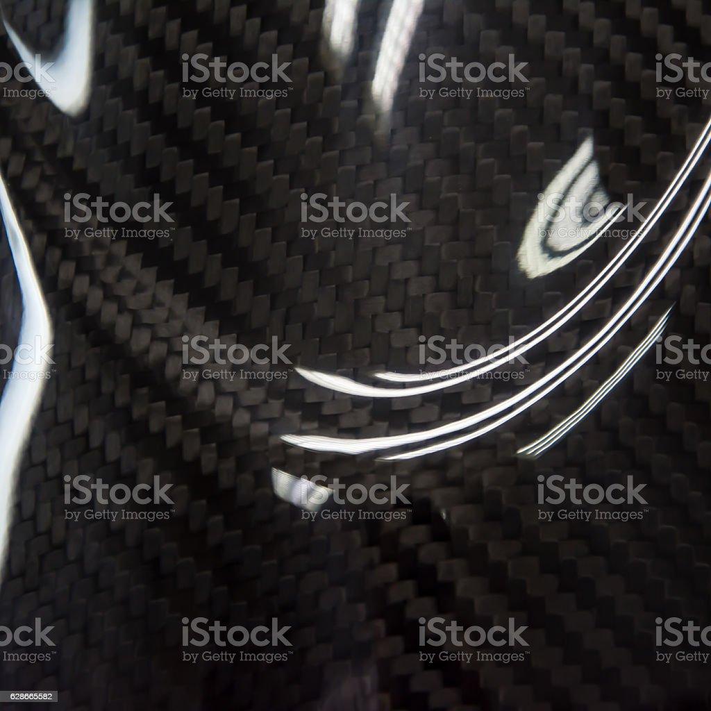 Carbonfaser komposit Rohstoff Hintergrund – Foto