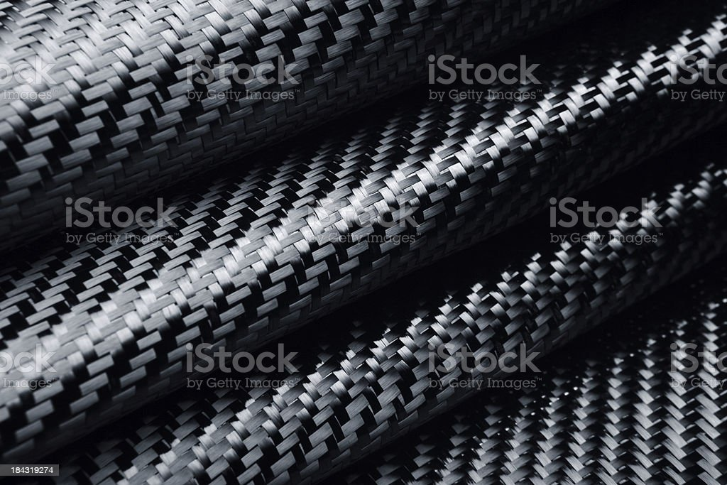 Carbon Fiber Material. royalty-free stock photo