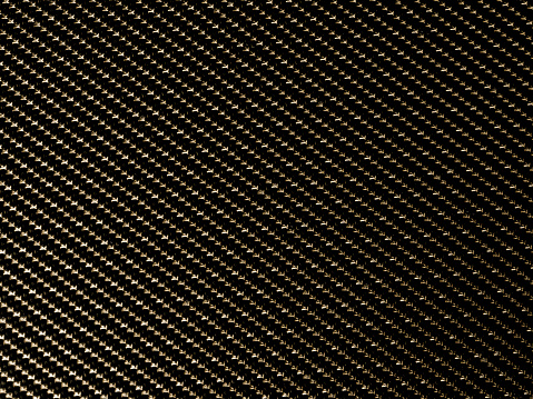 831481722 istock photo Carbon Fiber RAW Texture - Black Background 1056445172