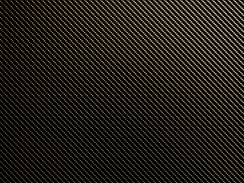 831481722 istock photo Carbon Fiber RAW Texture - Black Background 1056445176