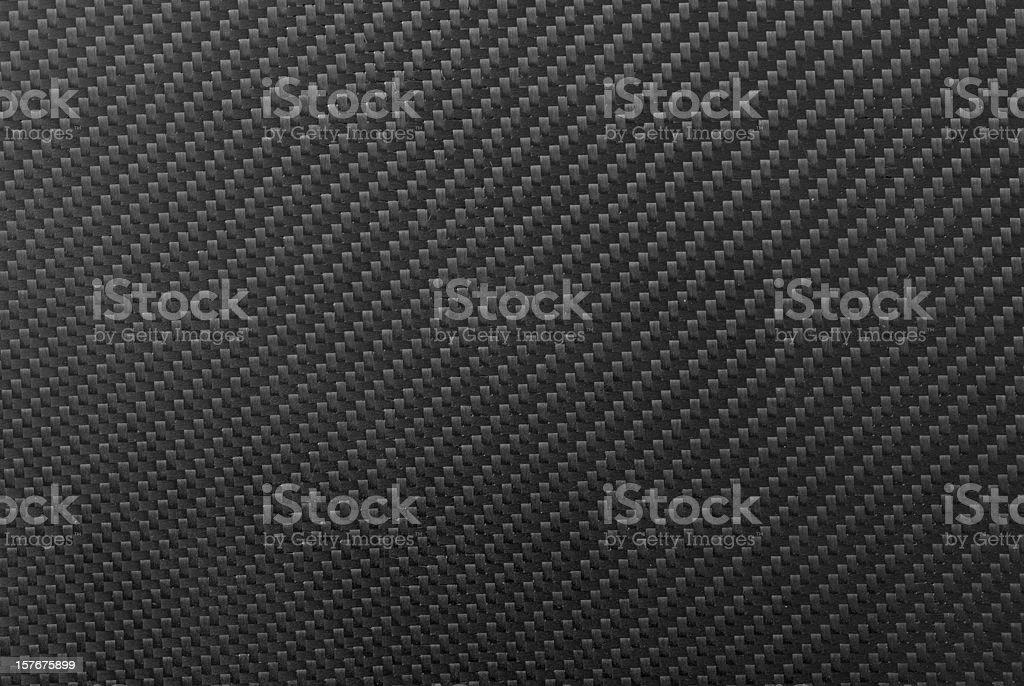 Carbon fiber surface royalty-free stock photo