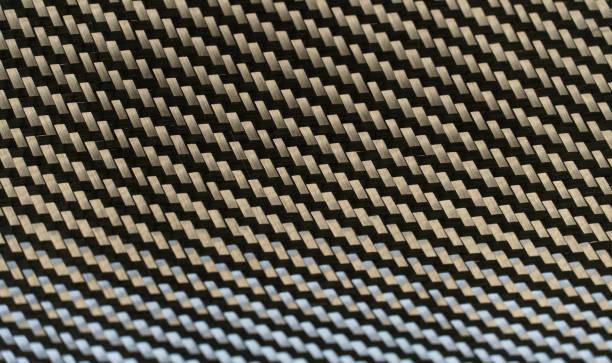 texture de fibre de carbone - en fibre photos et images de collection