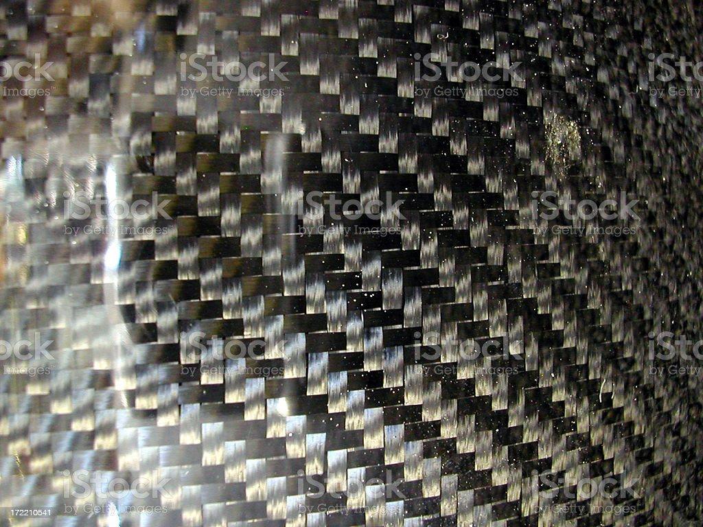 carbon fiber weave 01 royalty-free stock photo