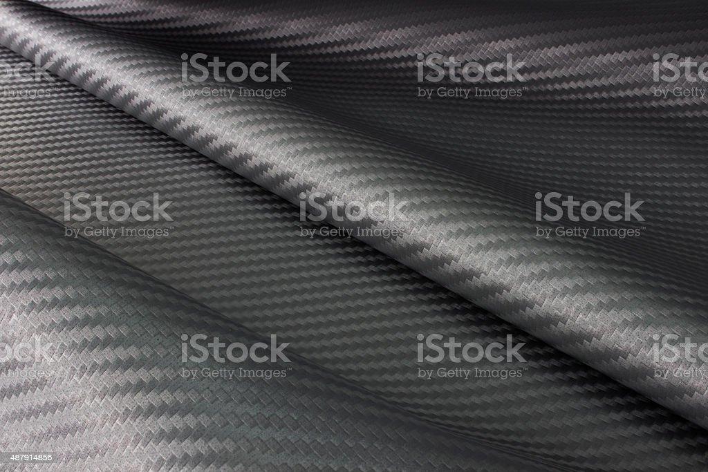 Carbon fiber weave stock photo