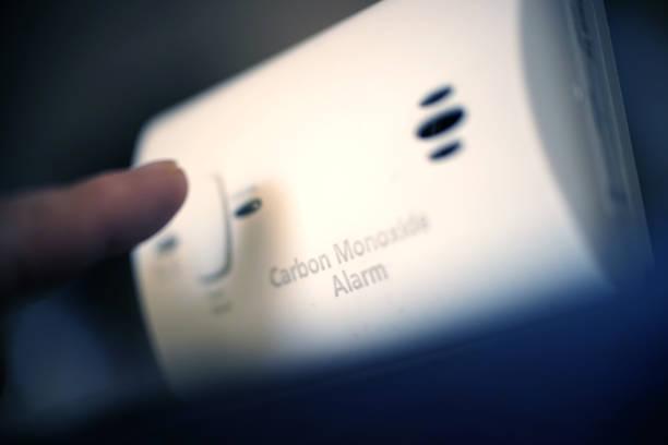 Cтоковое фото carbon monoxide