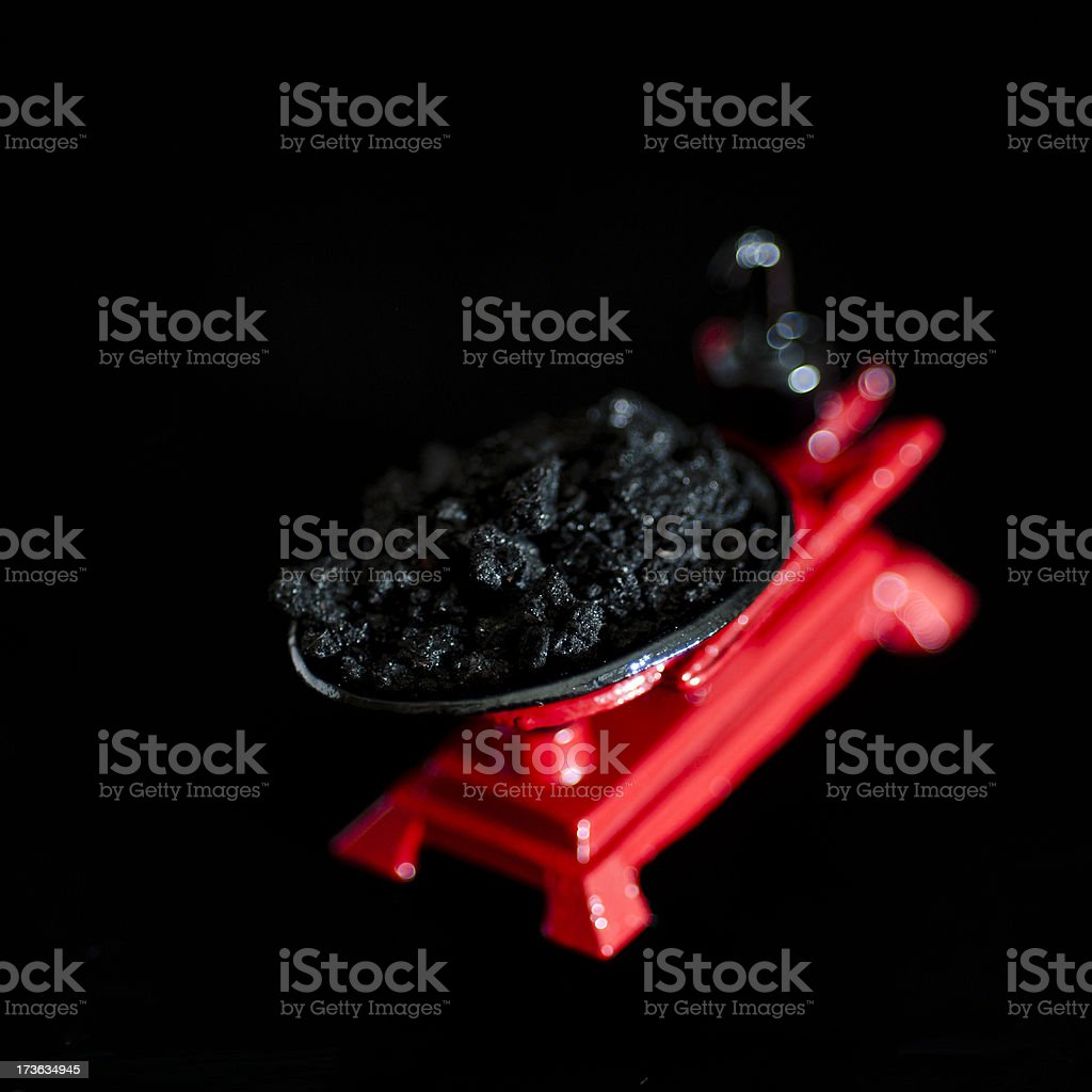 Carbon trading stock photo