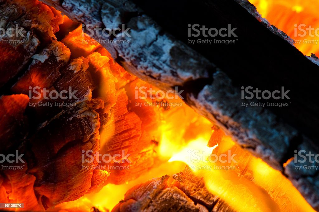 carbons royalty-free stock photo