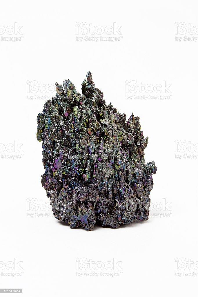 carborundum abstract royalty-free stock photo