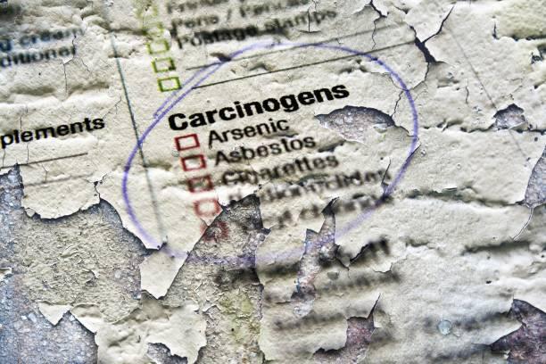 Karzinogene Stoffe – Foto