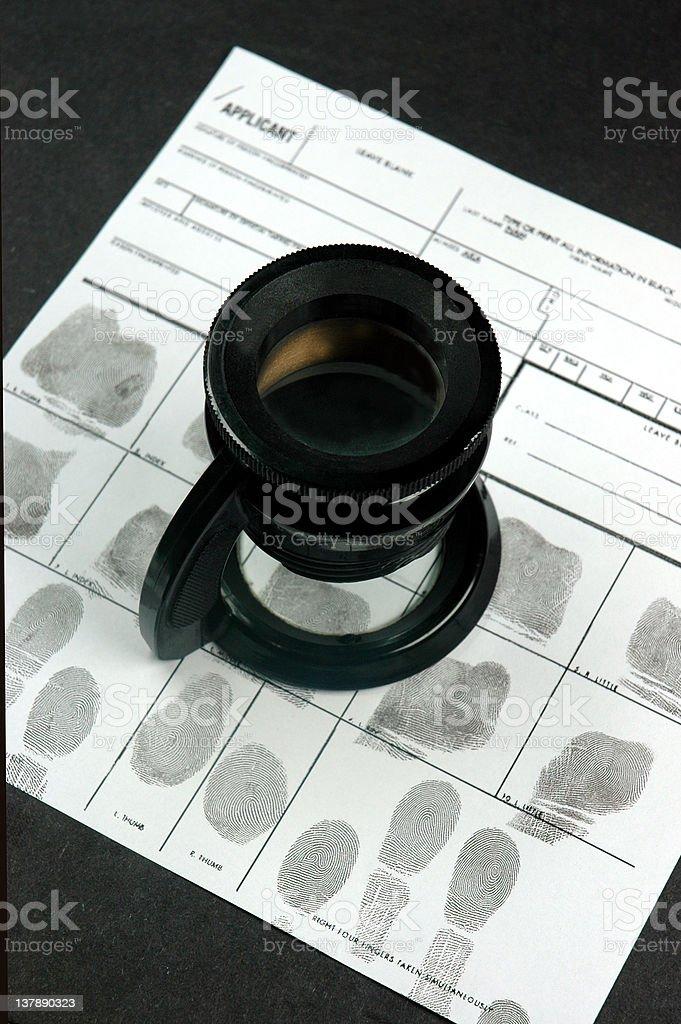 ID card royalty-free stock photo