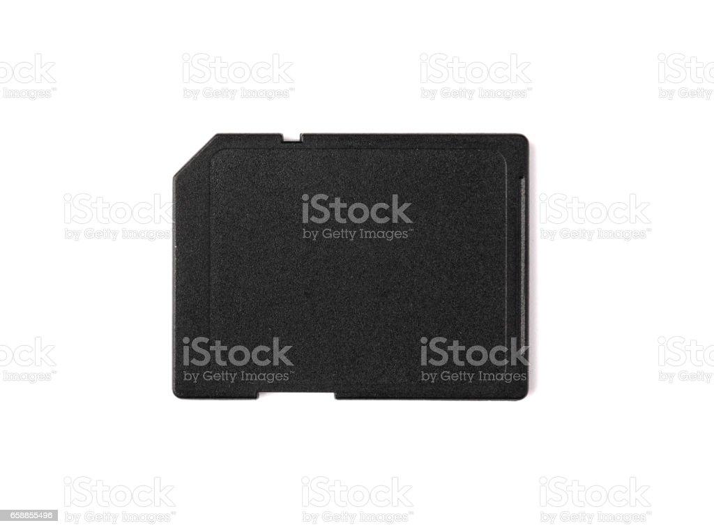 SD Card stock photo