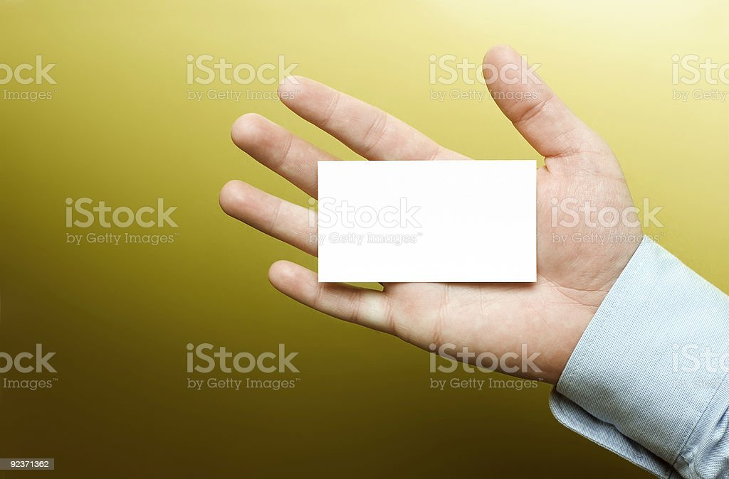 Card royalty-free stock photo