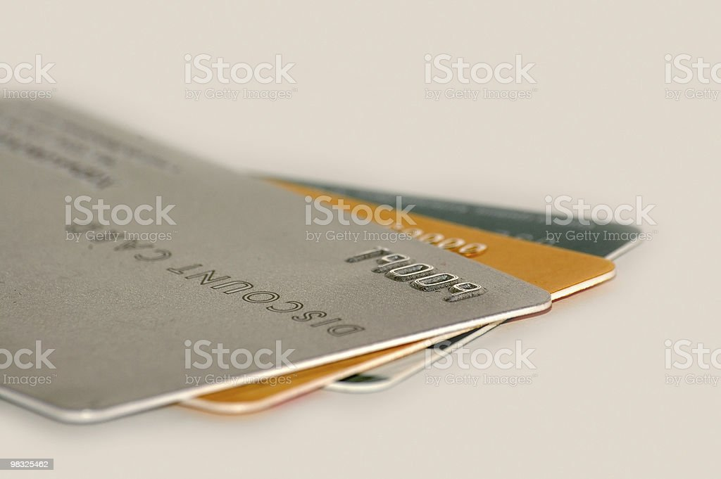 card royalty-free stock photo