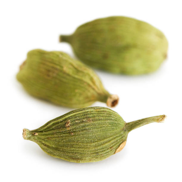 Cardamom pods Cardamom pods, shallow DOF. cardamom stock pictures, royalty-free photos & images