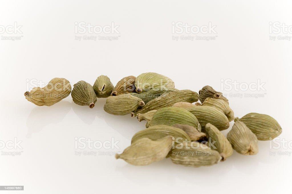 cardamom spice royalty-free stock photo