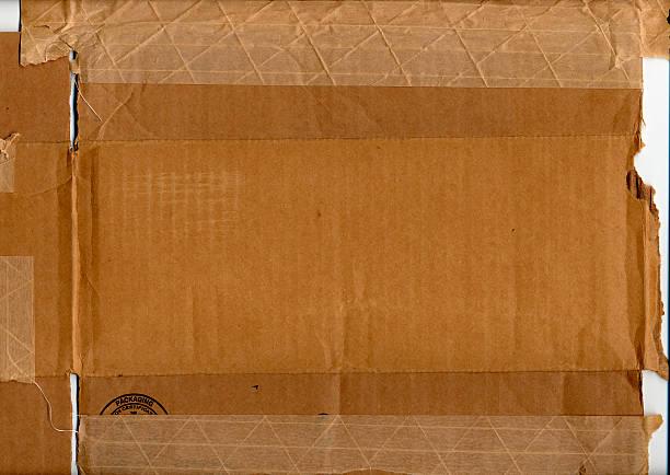 Pappkarton und Packband XXL erhältlich – Foto