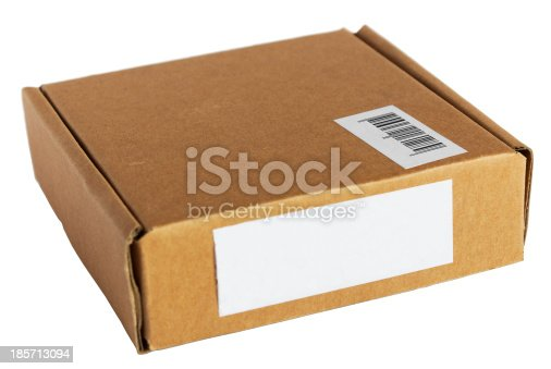 istock Cardboard box 185713094