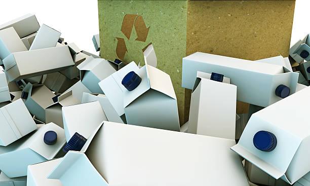 Boîte en carton - Photo
