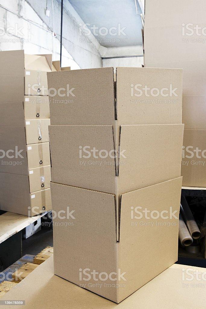 Cardboard box – Foto