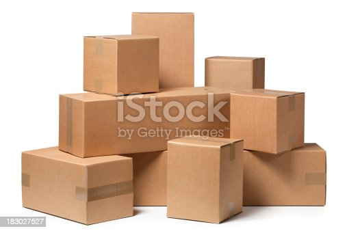Cardboard boxes. Similar photographs from my portfolio: