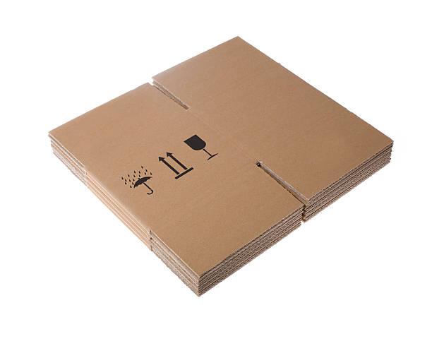 cardboard box - box falten stock-fotos und bilder