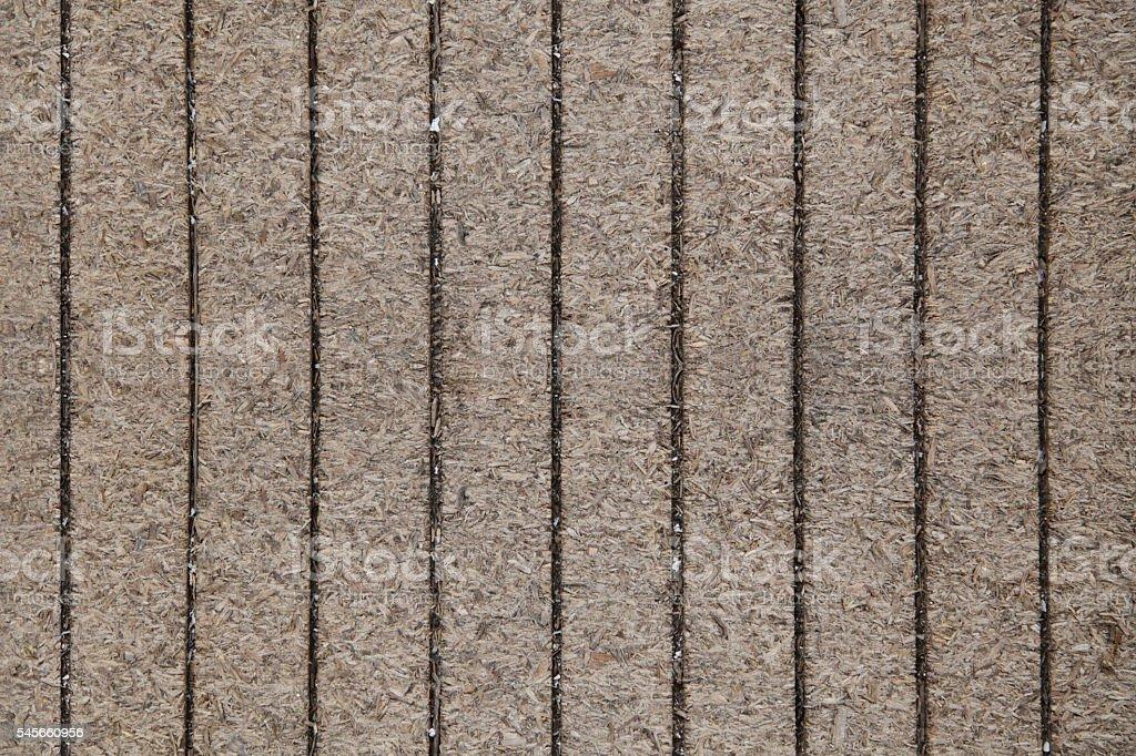 Cardboard construction wood board stock photo