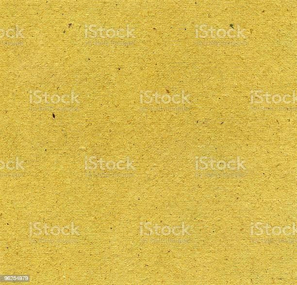 Foto de Papelão e mais fotos de stock de Amarelo