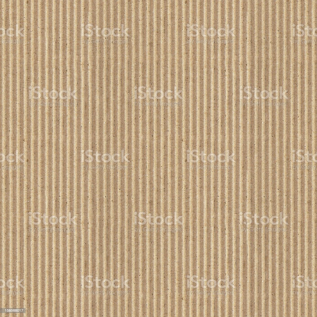 cardboard seamless texture background. stock photo