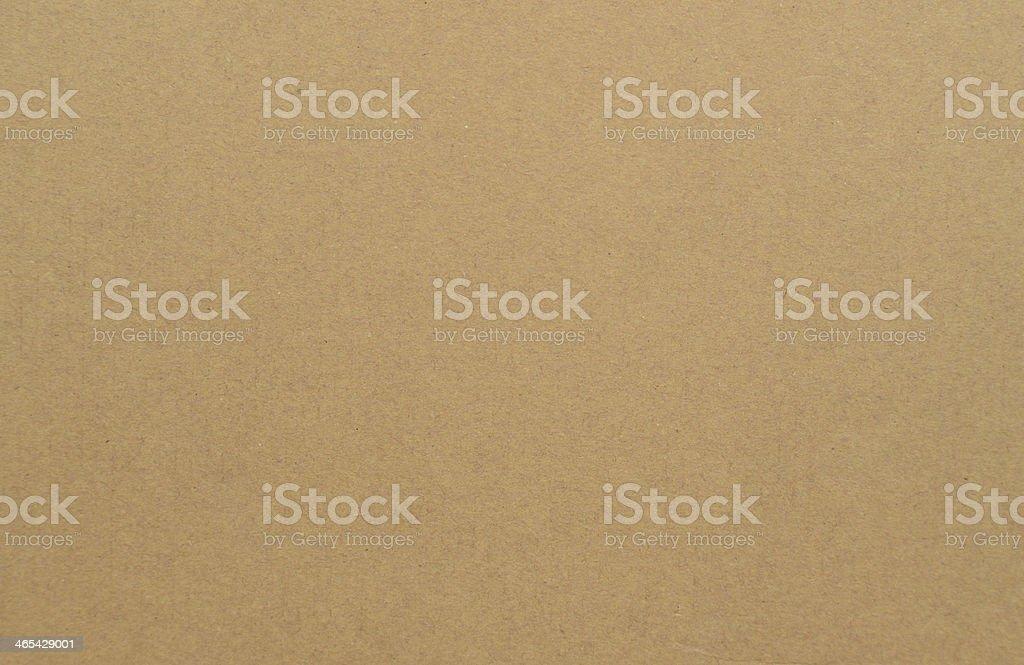 Cartón hoja de papel - foto de stock