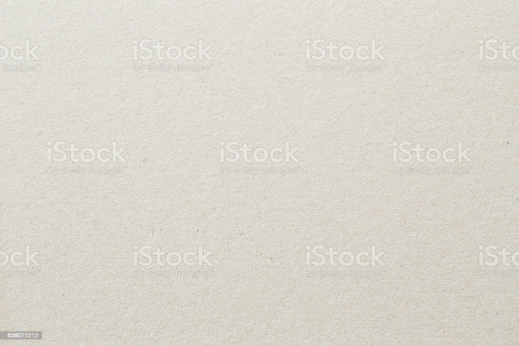 Cardboard sheet of paper, stock photo