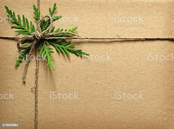 Cardboard tied with green twigs and rope picture id576909984?b=1&k=6&m=576909984&s=612x612&h=tv o apusgjwtmkbftojvhtpvziazhucsxuhmg3zap0=