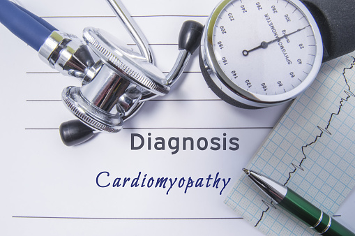 What Is Heart Disease Called Cardiomyopathy?