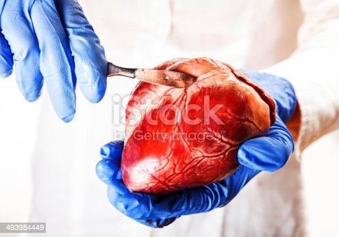 istock cardiac surgeon, abstract 493984449