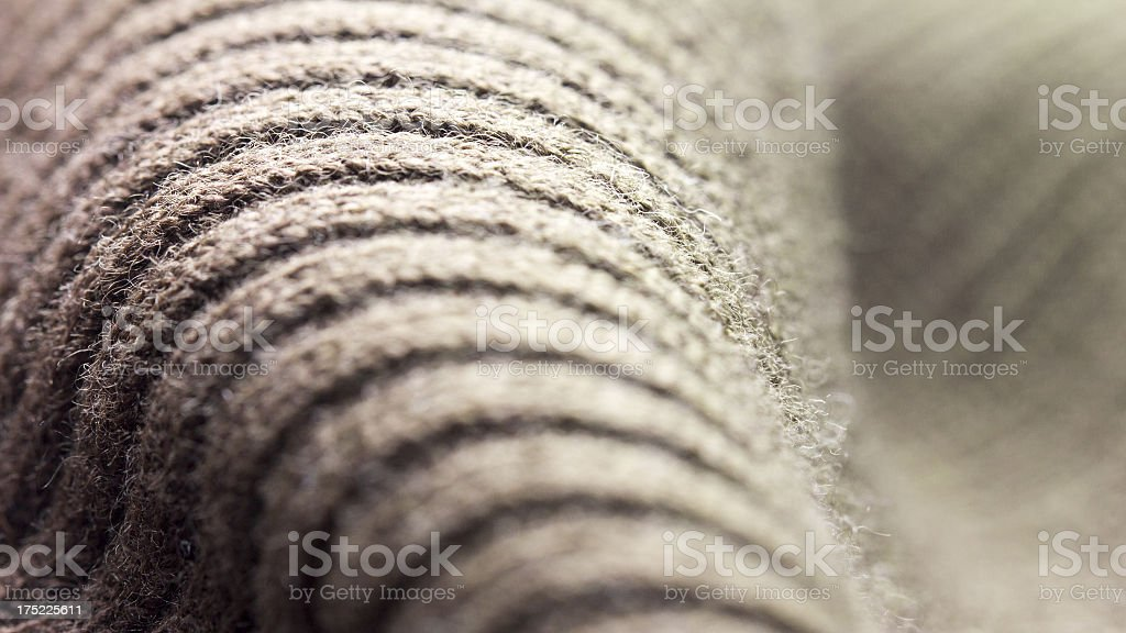Cardigan Waves royalty-free stock photo