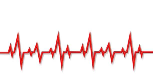 心電圖線3d - 外型 個照片及圖片檔