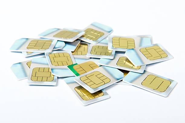 SIM-Karten – Foto