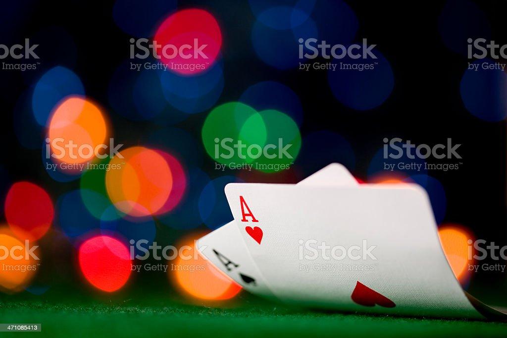 Cards (XXL) stock photo