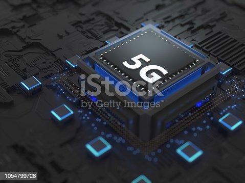 Network, 5G, Mobile, Internet, SIM
