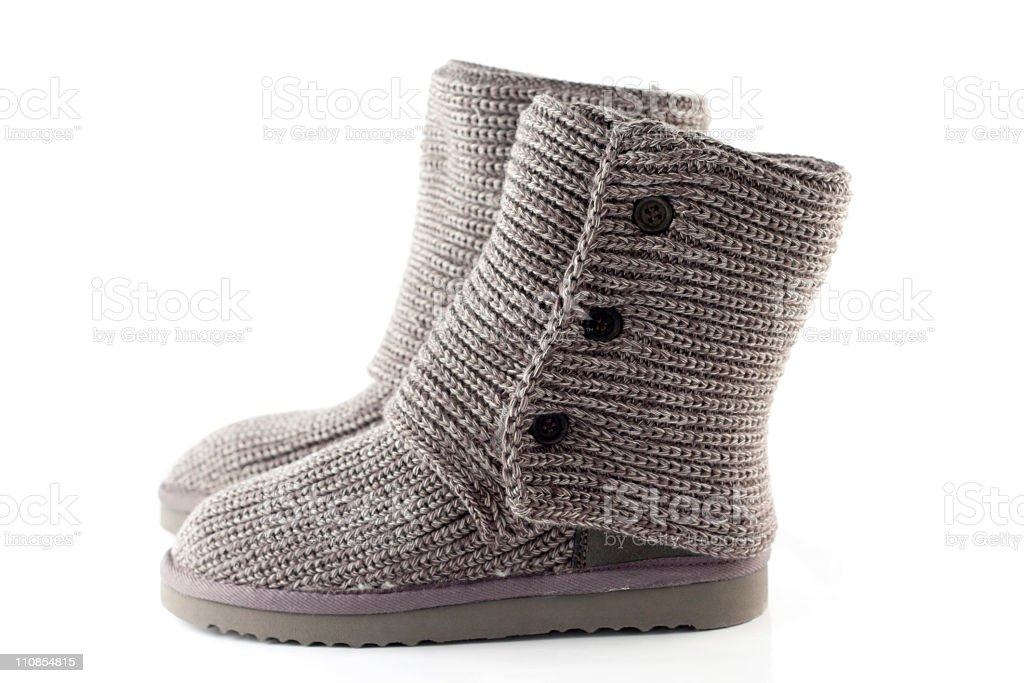 Cardy Boots royalty-free stock photo