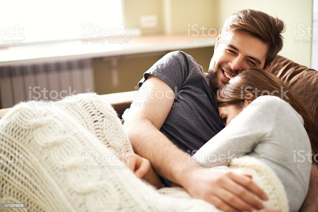 Care and love stock photo