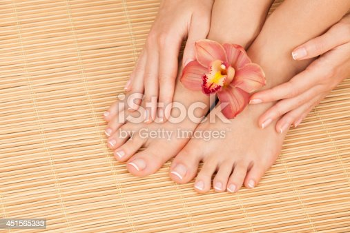 istock care for beautiful woman legs 451565333