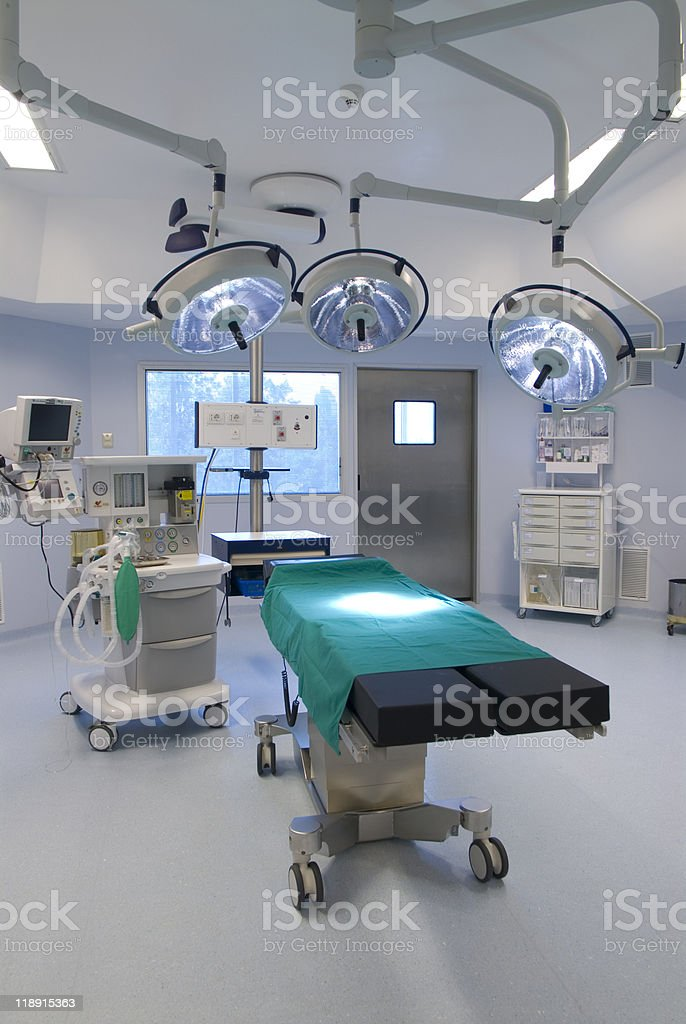care operations room royalty-free stock photo