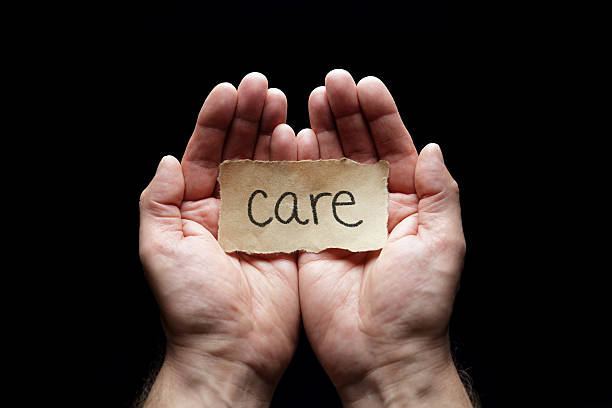 care - help single word stock photos and pictures